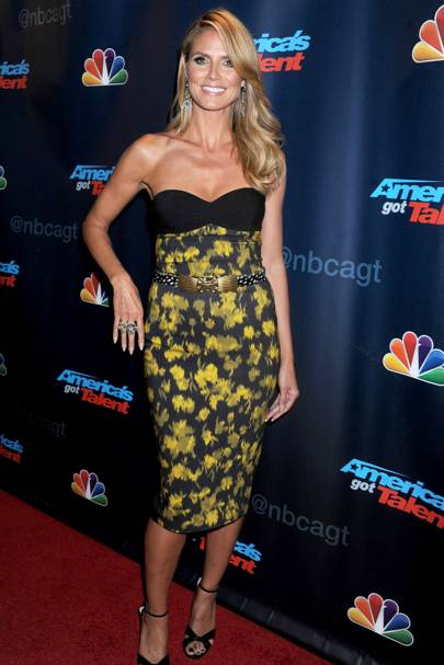 America's Got Talent event, LA - August 1 2013