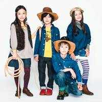 Uniqlo childrenswear autumn/winter 2013