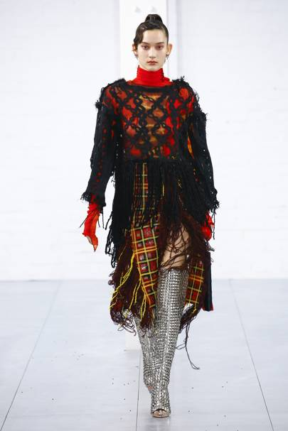 c55a90215236 Fashion East Autumn Winter 2018 Ready-To-Wear show report