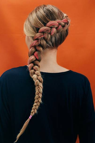 The Braid Bar Selfridges London British Vogue