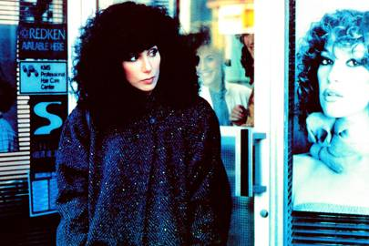 Cher in Moonstruck