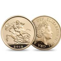 A coin from their year of birth