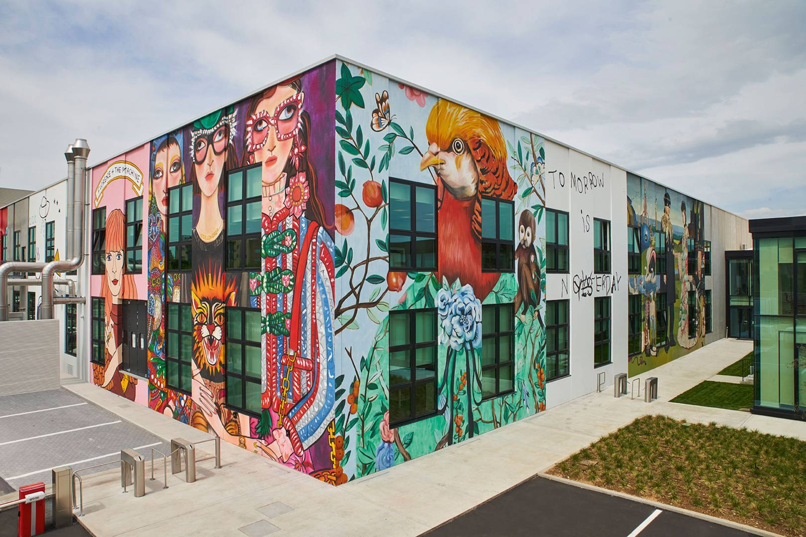 96a48f8f2d5d Gucci Unveils ArtLab In Florence - A New Frontier Of Creativity,  Craftsmanship & Sustainability | British Vogue