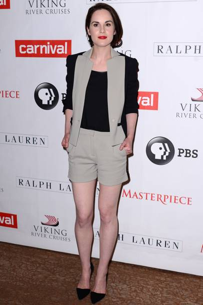 Downton Abbey press conference, LA - August 6 2013