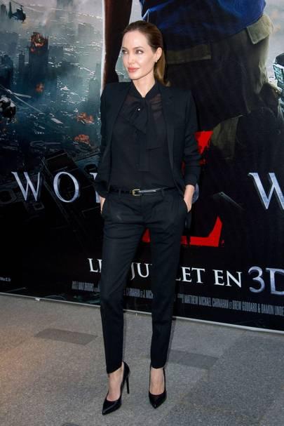 World War Z premiere, Paris - June 3 2013