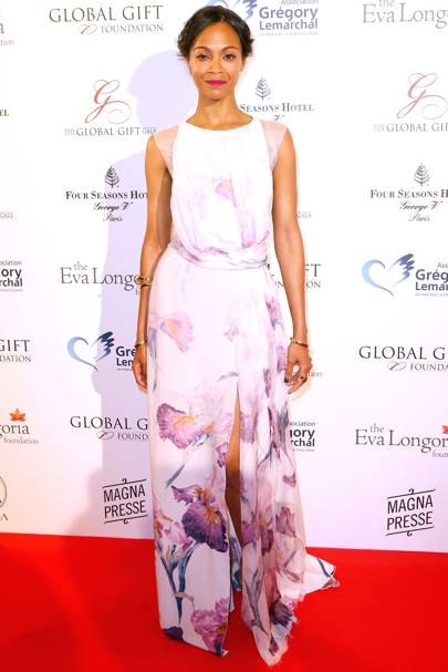 Global Gift Gala, Paris – May 12 2014