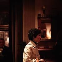Mango x Serrano Private Dinner, Madrid - March 23 2017