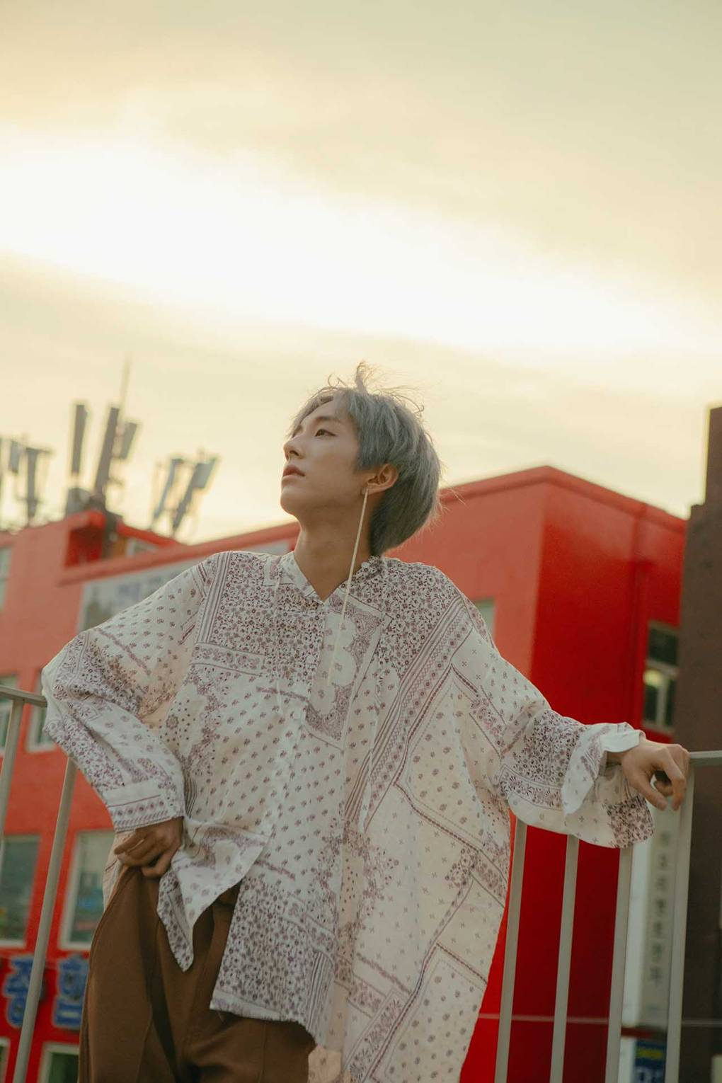 Miss Vogue Meets Holland – The First Openly Gay K-pop Star | British