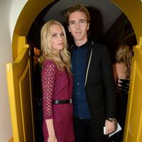 Chanel and Charles Finch pre-BAFTA dinner - February 15 2014