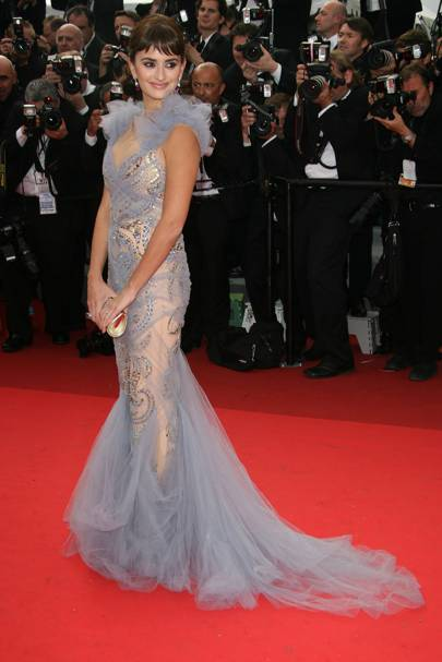 Penelope Cruz at the 2011 Cannes Film Festival