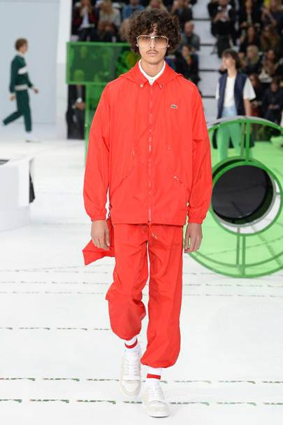 Lacoste Spring/Summer 2018 Ready-To-Wear show report | British Vogue