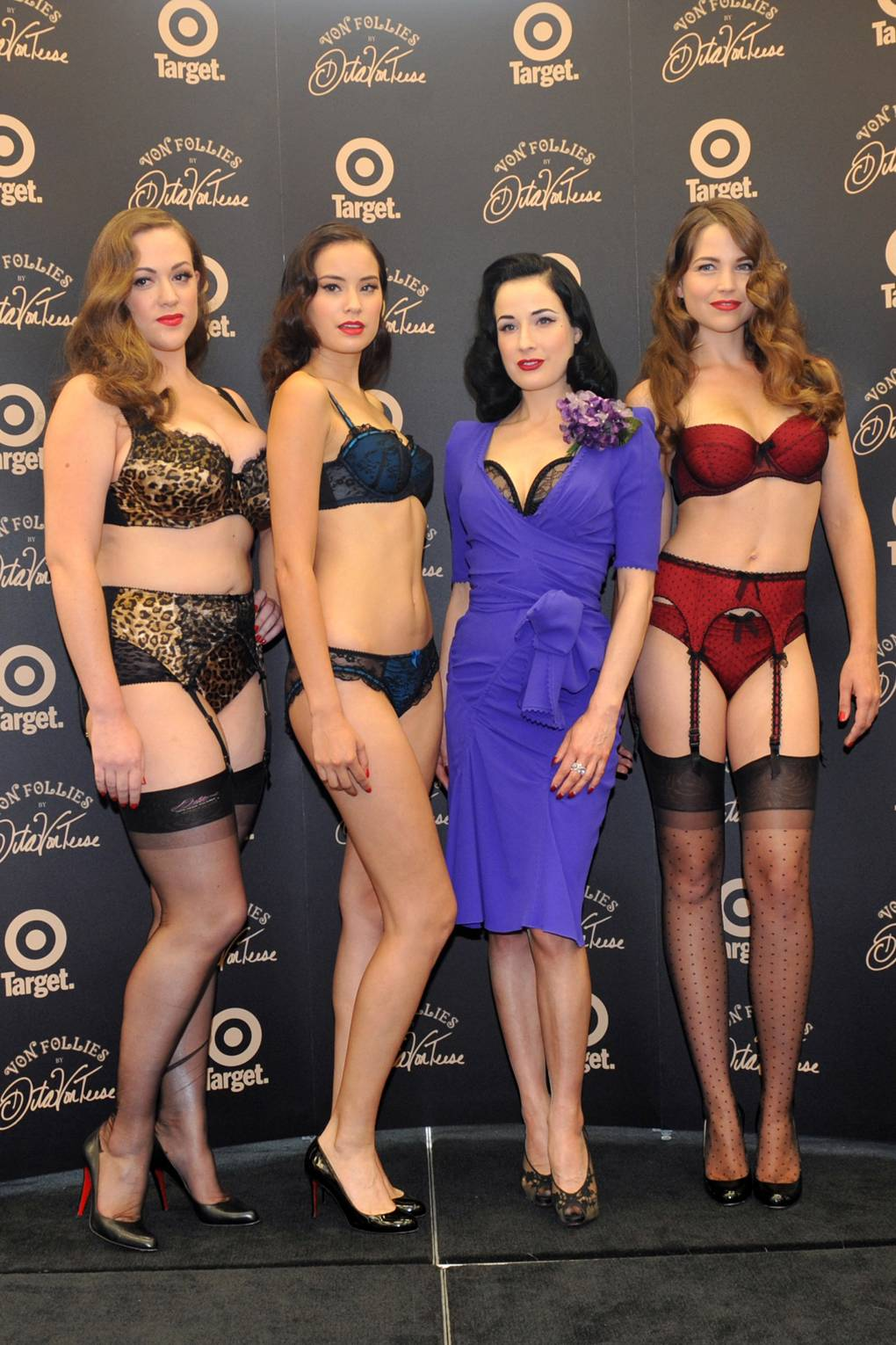 d76a210c31c Dita Von Teese Underwear   Lingerie Collection Launched