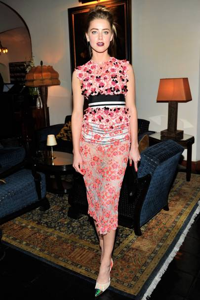 MAC Giambattista Valli collaboration launch, LA - November 20 2014