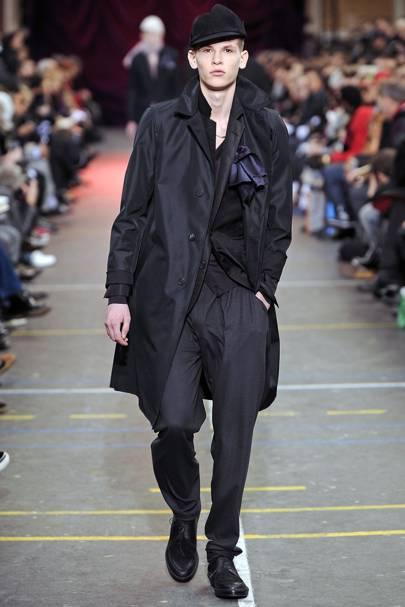 Lanvin Autumn/Winter 2009 Menswear collection