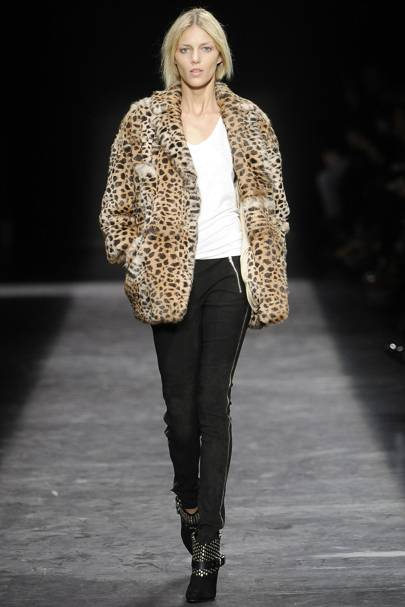 The Leopardprint Jacket