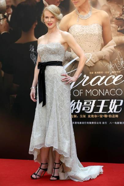 Grace of Monaco premiere, Shanghai Film Festival – June 15 2014
