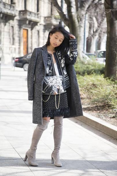 Margaret Zhang, blogger