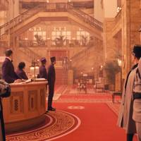 The Grand Budapest Hotel, 2014