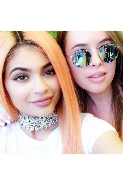 Kylie Jenner & Tanya Burr