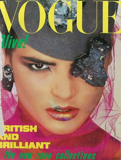Vogue Cover, August 1984