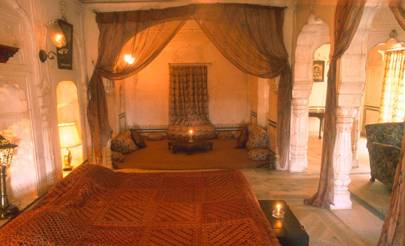 Mandawa Palace, Shekhawati India