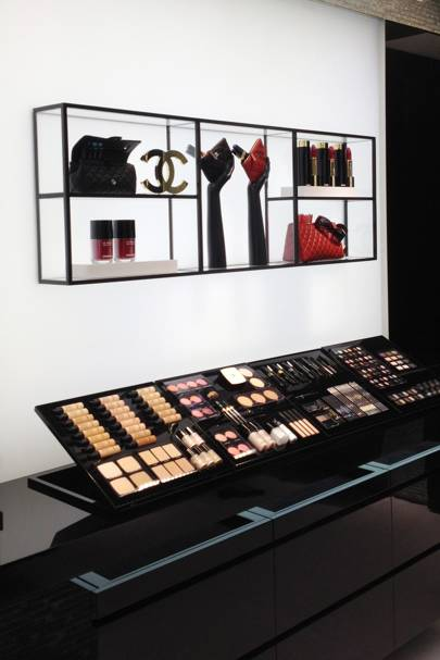 New Chanel London Flagship New Bond Street Boutique