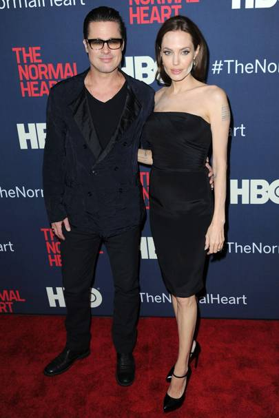 The Normal Heart premiere, New York – May 12 2014