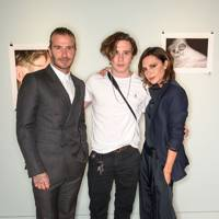 Brooklyn Beckham: 'What I See' Exhibition And Book Launch, London – June 27 2017
