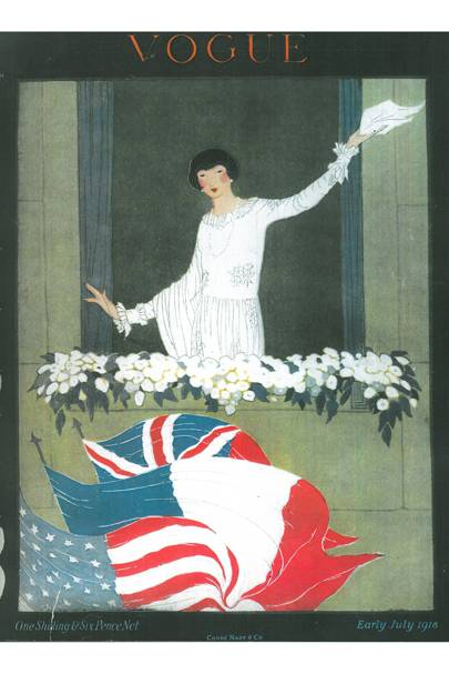 Cover, early  July 1918