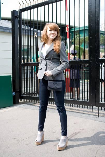 Emma Richardson, student