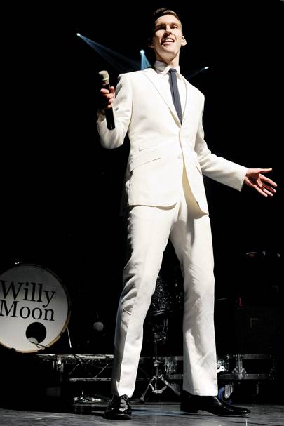 Willy Moon, musician