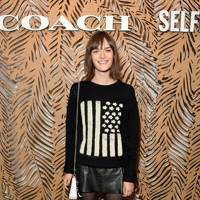 The Launch Of Coach At Selfridges - September 18 2015