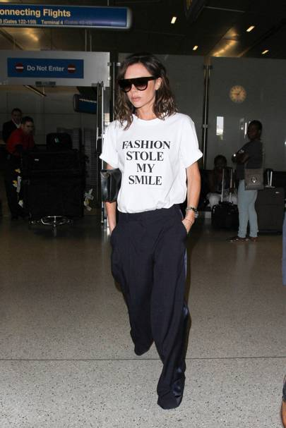 e354e0eb1acef8 Victoria Beckham Style and Fashion Icon - Style File | British Vogue