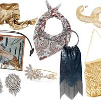 Add Some Shimmering Accessories
