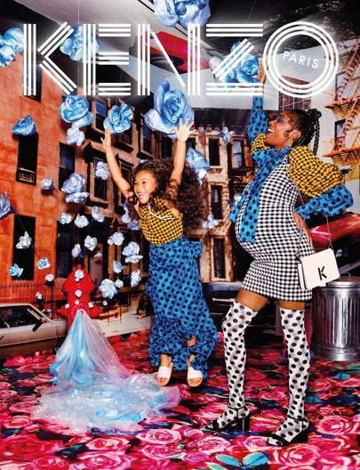 a51d708e8 David LaChapelle On Recruiting Humberto Leon's Mum For Kenzo's SS19 ...