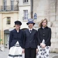 Kate Villevoye, Warajunna Gutierrez-Mamani and Caroline Konning