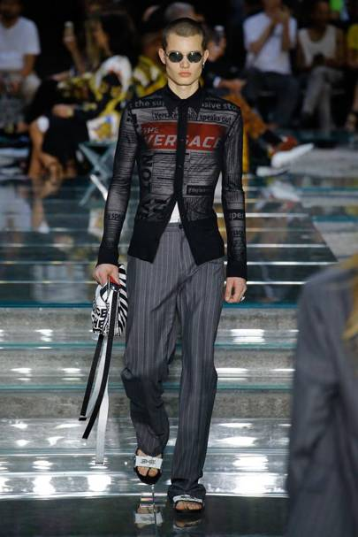 23c47c9b84624d Versace Spring Summer 2019 Menswear show report   British Vogue