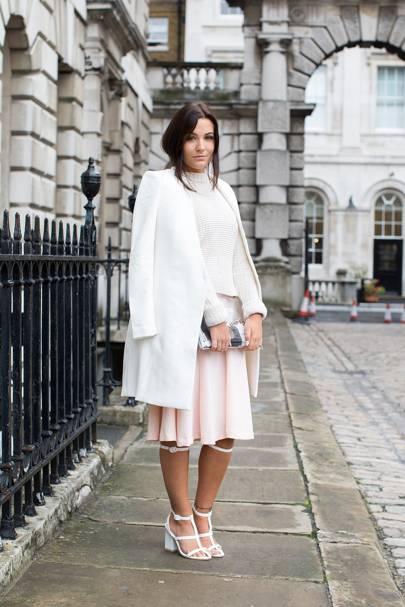 Hannah Crosskey, blogger