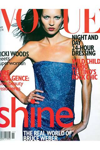 British Vogue, November 1997