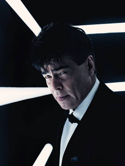 Benicio Del Toro as DJ