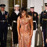 White House state dinner, Washington D.C. – October 18 2016