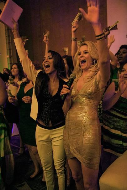 Sexiest Film Cast: Magic Mike XXL – Jada Pinkett Smith, Elizabeth Banks and Amber Heard