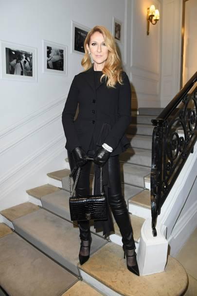 Dior, Paris - July 4 2016