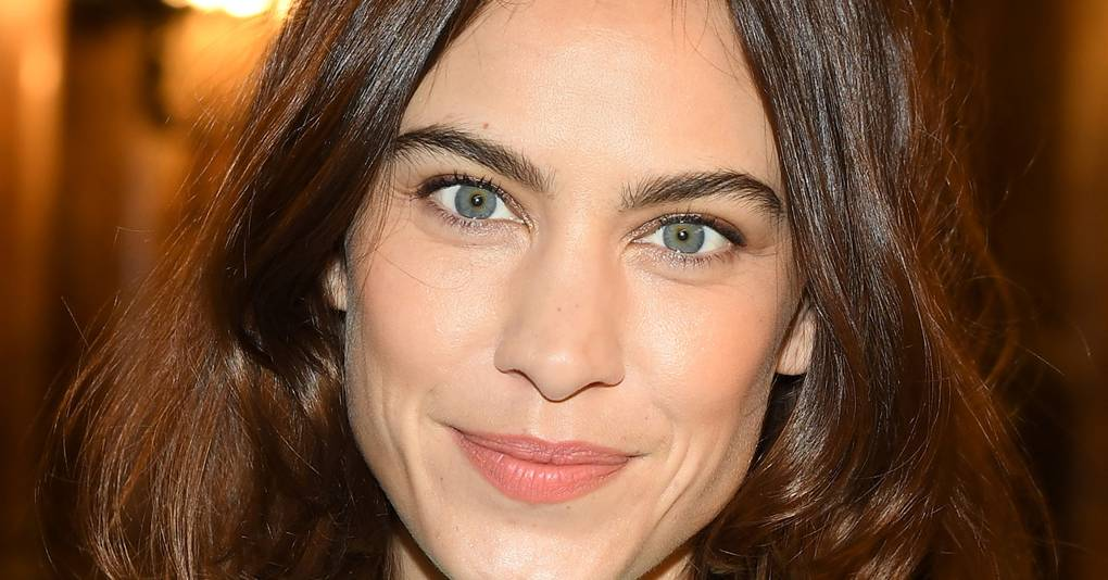 On Beauty: Alexa Chung
