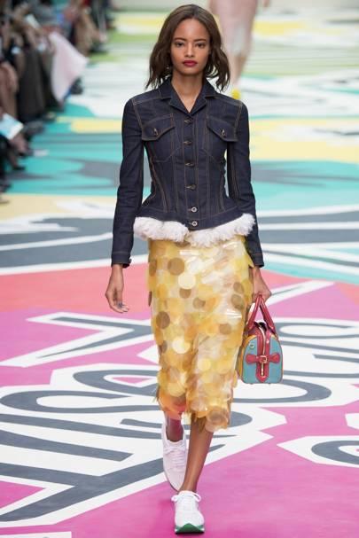 886282119fde Burberry Prorsum Spring Summer 2015 Ready-To-Wear show report ...