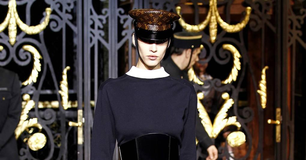 506baa40b08b8 Louis Vuitton Autumn Winter 2011 Ready-To-Wear show report