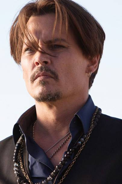 43dfc5445 Johnny Depp for Dior. The brand revealed the news in June, have teased us  with brooding stills and 15-second film snippets in the past weeks and now  the ...