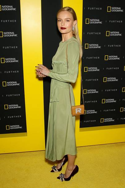 National Geographic's Further Front Event, New York - April 19 2017