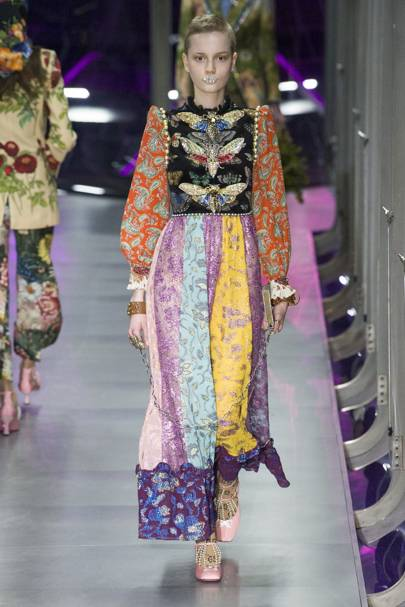32573d7a1ff Gucci Spring Summer 2018 Ready-To-Wear show report