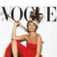 British Vogue, December 2001